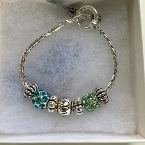 Jewelry - NWT Charm Bracelet